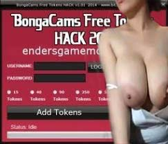 bongacams token hack password no survey